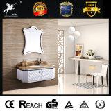 Vanità moderna ed elegante 077 della stanza da bagno dell'acciaio inossidabile