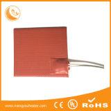 De Rubber Flexibele Warmhoudplaat Slicone van de miniaturisatie 12V 400*400mm
