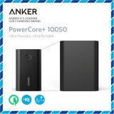 Anker Powercore+ 10050 с обязанностью 2.0 Powerbank Qualcomm быстро