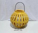 Lanterna di ceramica Colore-Lustrata per la decorazione giardino/della casa