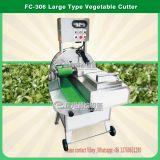 FC-306 800-1500kg/Hの最もよい上等の野菜ナスの切断のスライス機械