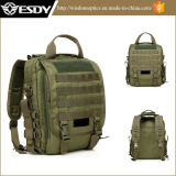 Мешок посыльного плеча Backpack тактического отдыха мешка 14inch компьютера ежедневный