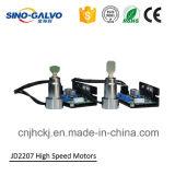 Träger-Blendenöffnungs-Faser-Galvanometer-Scanner der Qualitäts-Jd2207 12mm