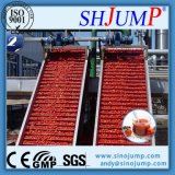 Linha de processamento da pasta de tomate, linha de produção da pasta de tomate