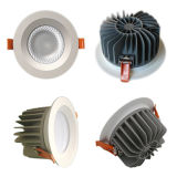 Hot Sale Christmas Holiday Century Lighting 15W CREE COB LED Downlight avec Osram Driver Ce RoHS Approbation