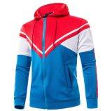 Куртка формы тренировки Sportswear оптовых людей слишком большой изготовленный на заказ
