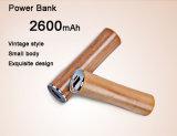 أصليّة [2600مه] خشبيّة أسلوب قوة بنك لأنّ [إيفون] [بتّري شرجر]