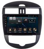 Système de l'androïde 6.0 navigation du large écran GPS de 9 pouces pour Nissans Tiida 2016