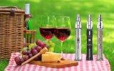 Jomo neueste Marke Vapioneer H3 globale erste elektronische Zigarette 3 In1