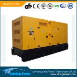 Electeic Leistung, die gesetzter leiser Genset Dieselgenerator-schalldichte Sets festlegt