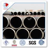 Tubulação de aço En10219-1 S235jrh de um Efw de 20 polegadas