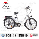 """26"""" 36V 250W sin escobillas del motor trasero de aleación de Al-E de bicicletas (JSL038XD-7)"""
