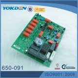 650-091ディーゼル発電機の予備品産業制御PCB