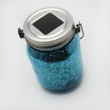 Indicatore luminoso solare del vaso del Mercury di estate leggiadramente blu scuro LED di rivestimento