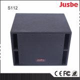 Guangzhou GroßhandelsS112 700W 12 Zoll Subwoofer Lautsprecher-Preis