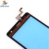 Передвижной экран касания LCD сотового телефона для частей цифрователя Bmobile Ax1065 стеклянных