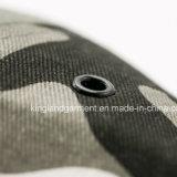 Бейсбольная кепка печати камуфлирования /Military армии сверла хлопка серая