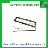 Таможня 2 части ювелирных изделий коробки/браслета/ожерелья/серег/коробки подарка вахты упаковывая
