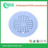 PWB de una sola capa del aluminio LED