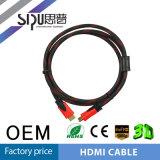 24k 1.4V 19p de Gouden het Schilderen van Sipu Kabel HDMI Van uitstekende kwaliteit