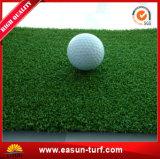 """Lle moquette artificiali materiali della 3/16 """" del PE di verde mettente di erba di golf"""