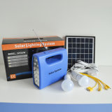 Solarbeleuchtungssystem mit LED-Licht