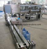 linea di produzione di riempimento della macchina imballatrice dell'acqua del barilotto di 19L 20L