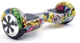 Золото Hoverboard колес самоката 2 баланса цены по прейскуранту завода-изготовителя франтовское колесо Hoverboard собственной личности 6.5 дюймов балансируя