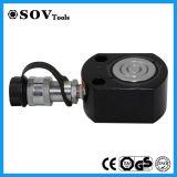 薄型の単動油圧ジャックシリンダー