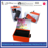 Hot Sale Cardboard Gift Packaging for Box Bluetooth Speaker Headphone Headset (HX-GB135)