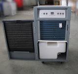 Deshumidificador industrial del secador de madera del aire caliente del control de humedad del sótano