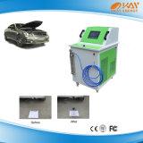 O motor profissional carboniza o carro do líquido de limpeza do carbono da limpeza do carbono do hidrogênio da máquina