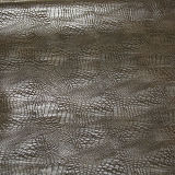 De bovenkant verkoopt het Elastische Kunstleder Van uitstekende kwaliteit van pvc van Pu voor de Handtas van de Zak van Schoenen (E6085)