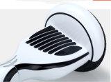 10 vespa Hoverboard del balance de la rueda del neumático de goma dos de la pulgada