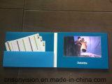 "5 "" LCD рекламируя карточку нот игрока с карманн"