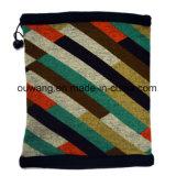 개인화된 싼 다채로운 남녀 공통 뜨개질을 한 목 온열 장치 스카프