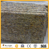 Flat / Laminate / Bullnose / Blanc / Vert / Bleu Granite / Marbre / Quartz en pierre Vanity / Table / Island Counter Tops pour cuisine ou salle de bain