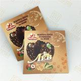 Imán promocional para nevera con papel recubierto