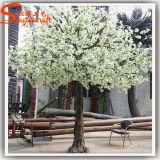 Heiße verkaufende weiße Hochzeits-dekorative künstliche Kirschblüte