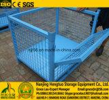 Große stapelbare Metalldraht-Ineinander greifen-Ladeplatten-Rahmen-Größe in L2200*W1100*H1100mm