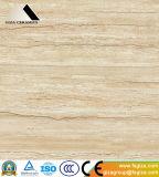 плитка пола фарфора 600X600 Travertino застекленная мрамором польностью Polished (Y60114)