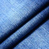 Tessuto 100% del denim del cotone della saia per i jeans