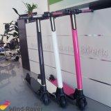 Rad-Skateboard des Qualitäts-faltbares elektrisches Skateboard-zwei
