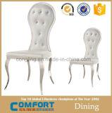 販売のための贅沢なデザインファブリック結婚式そして食事の椅子