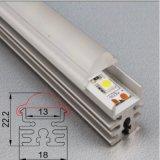 P/N 4227. Qualität verschoben/profil-Strangpresßling-Beleuchtung der Montierungs-LED Aluminium