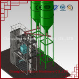 Macchina asciutta speciale messa in recipienti di produzione del mortaio di buona qualità della struttura semplice