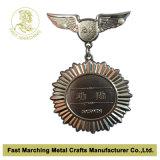 Preis-Karnevals-Andenken-Medaille mit Qualität