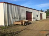 Camera prefabbricata poco costosa della struttura d'acciaio/magazzino e gruppo di lavoro struttura d'acciaio