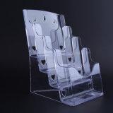 4 صفح 8 يخلي جيب بلاستيكيّة كراس حامل لأنّ [أ6] حجم