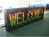 P10 Dual Color 1r1g LED Display LED Module
